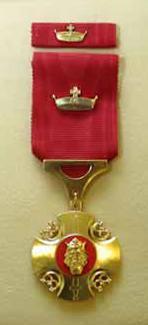 Pribinov kríž I. triedy